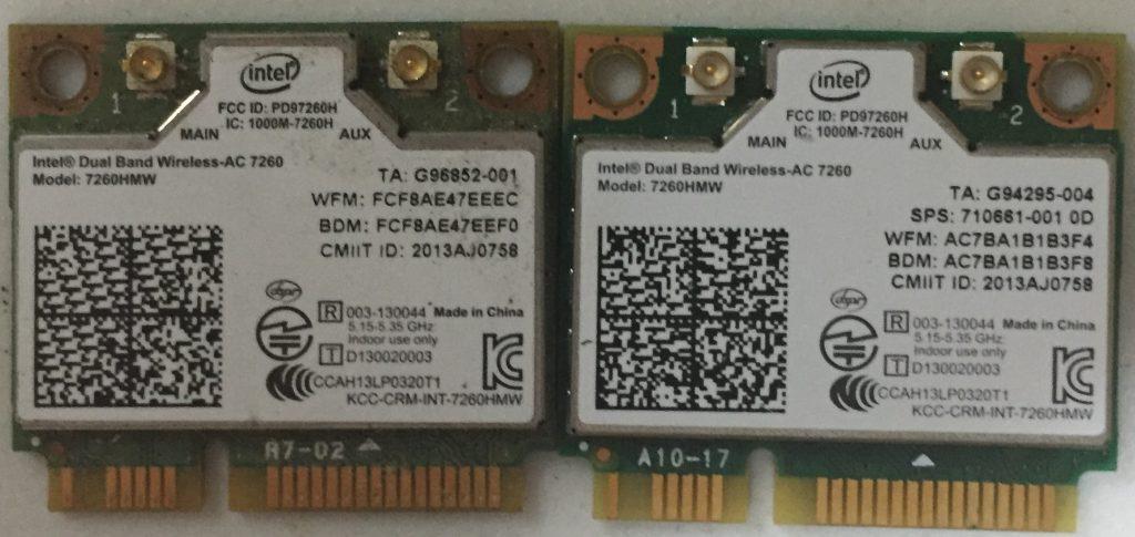 Intel AC-7260